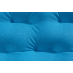 Big Agnes Insulated Q-Core Deluxe Sleeping Pad Wide Long 64x198cm turquoise